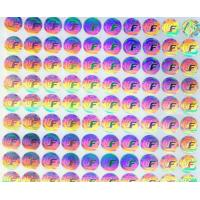 Wholesale Factory wholesale low cost high quality 3d custom logo hologram sticker printing from china suppliers