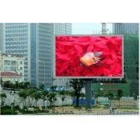 Buy cheap IP65 Rating Water Proof  P16 Outdoor Full Color LED Led Advertising Display Billboard screen from wholesalers