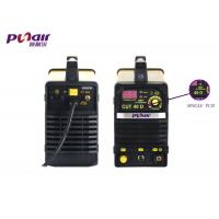 Quality Single PCB Inverter Air Plasma Cutter , Hand Plasma Cutter Less Power Consumption for sale