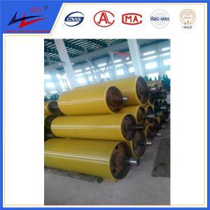 Wholesale 500mm diameter heavy duty steel belt conveyor bend drum pulley from jiangsu factory from china suppliers