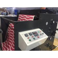 Quality FD-970*550 flexo printing and die cutting machine with 4 colors for paper for sale