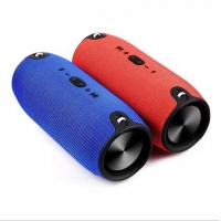 Wholesale OEM  Portable  TF USB AUX FM cylinder blue tooth speaker from china suppliers