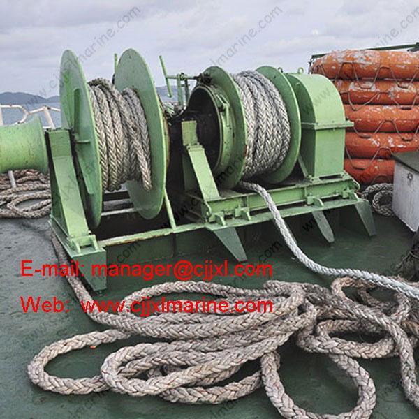 Marine Hydraulic Fishing Boat Anchor Winch Of Item 106679798