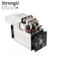 Wholesale DCR Miner Bitcoin Mining Device StrongU STU-U1+ Hashrate 12.8Th/s Miner U1 Plus In Stock from china suppliers