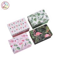 China Colorful Apparel Packaging Boxes , Personalised Cardboard Boxes on sale