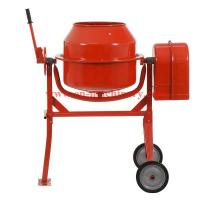 Construction Machinery Garden Mini Concrete Mixer with Electric Motor for sale
