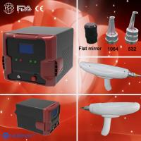 Wholesale Q Switched ND Yag Laser Machine For Body Tattoo removal and Eyeline,Eyebrow Removal from china suppliers