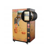 China Coin Operated Freshly Squeezed Orange Juice Vending Machine 1 Year Warranty on sale