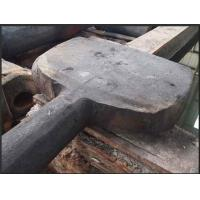 Wholesale 16Mn Single Heavy Hook Forging Boat Rudder For Ship Machine / Oil Platform from china suppliers