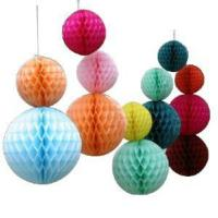 Wholesale Beautiful Paper Balls from china suppliers