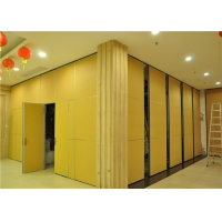 Wholesale Restaurant Movable Partition Wall System Install Well Done from china suppliers