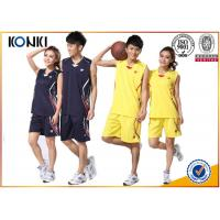 Wholesale Custom Youth Basketball Uniforms 100% Polyester Dry Fit Basketball Sportswear Jersey from china suppliers