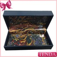 China Gift Leatherette Leather Jewelry Boxes Jewellery Box Conatainer Wholesale on sale