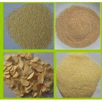 Wholesale DEHYDRATED GARLIC FLAKES 2.2MM from china suppliers