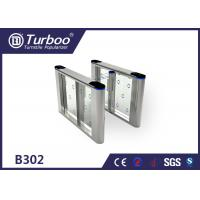 Wholesale 304 Stainless Steel Speed Gate Turnstile Access Control System For School from china suppliers
