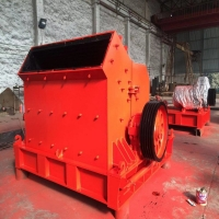 Wholesale High Output Mining Hammer Crusher , Ore Crushing Machine ISO9001 Certificate from china suppliers
