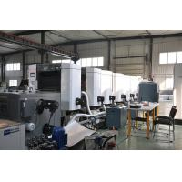 Automatic UV Offset Label Printing Machine , Roll Form Label Printing Machine