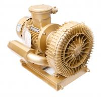 Buy cheap Big High Pressure Airflow For Ch4 Biogas Transfer Anti-Explosion Gas Air Blower from wholesalers