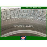 Wholesale Two Piece Semi Steel PCR Tyre Mould Aluminum Radial Tire MoldForging from china suppliers