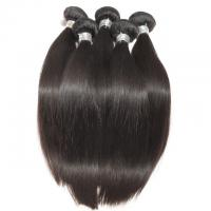 Wholesale Straight Virgin Human Hair Bundles Peruvian Hair Extension Full Cuticle No Acid from china suppliers