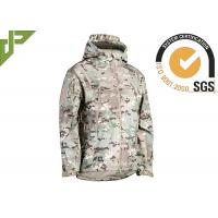 Wholesale Multicam Tactical Coats And Jackets For Security Guard / Police / Law Enforcement from china suppliers