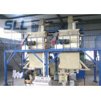 Wholesale 20t/H Low Noise Dry Mix Mortar Manufacturing Plant With PLC / PC Control from china suppliers