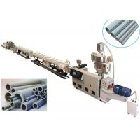 Wholesale Drainage PE Pipe Extrusion Line / Hdpe Pipe Extrusion Machine Low Energy Consumption from china suppliers