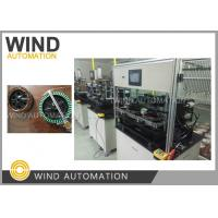 Quality E-Bike Wheel Coil Winding  Machine For Brushless 12 / 24 / 36 poles Hub Motors for sale