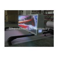 China Taxi LED Display 5 mm Pixel Pitch  Double Sides 3G WIFI Control on sale