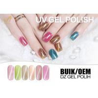Dourless Cat Eye Gel Nail Polish OEM Nail Art Varnish Resin / Pigment Material