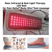near infrared and red light therapy led belt for pain relief andbody. Black Bedroom Furniture Sets. Home Design Ideas