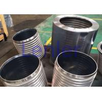 Wholesale Bar Type Pressure Screen Basket Bar Dimension 2.5*6mm Slot 0.1mm from china suppliers