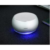 Wholesale Water Resistant Mini Wireless Metal Speaker, high quality metal speaker from china suppliers