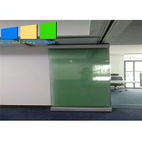 Wholesale Tempered Sliding Glass Movable Partition Wall Office Project Sliding Wall from china suppliers