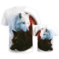 Wholesale Mens popular 3D digital  full printing  tshirt from china suppliers