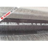 Wholesale ASTM A335 P5 Alloy Seamless Steel Pipes from china suppliers