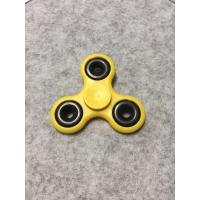 Wholesale 2017 Hot Sale Fidget Spinner, High Quality Yellow Color Plastic Cheap Spinner with 608 Bearing from china suppliers
