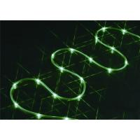 Wholesale Power rope lighting with a battery and green color battery operated led rope lights from china suppliers