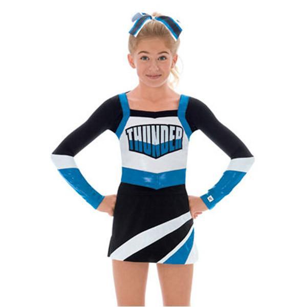 customized team apparel cheerleading clothes cheer