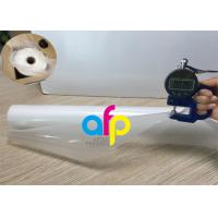 China Clear Glossy PET Laminating Film75 Micron on sale