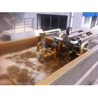 Quality Compact Footprint Industrial Effluent Treatment Plant Low Power Consumption for sale