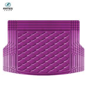 China Soft Applicability Unique 3d Car Trunk Mat Rubber Carpet Pvc Material on sale