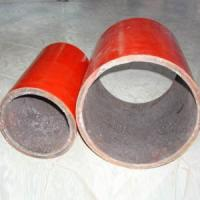Buy cheap Abrasion resistant ceramic lined pipe from wholesalers