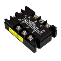 Wholesale Electric Heating 12v 3 Phase SSR Relay 150a from china suppliers