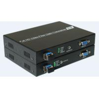 Wholesale HDCP 1.2 Standard VGA Extender Fiber Optical Transmitter And Receiver 60Hz from china suppliers