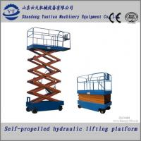 Buy cheap High quality service mobile hydraulic lift platform from wholesalers