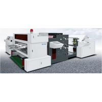 Quality 2 colors flexo printing and die punching machine for paper cup for sale