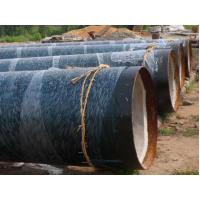 China S235 S275 S355 External Coal Tar Epoxy Coating Anti Corrosion Steel Pipe GB/T 3091-2001 on sale