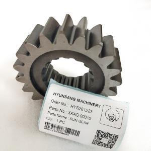 Wholesale Excavator Swing Gear Sun Gear XKAQ-00010 XKAQ-00011 XKAQ-00014 For Hyundai R160LC9 from china suppliers