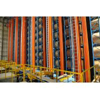 Wholesale Automatic Storage And Retrieval Pallet Racking Warehouse Automated ASRS System from china suppliers